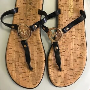 Michael Kors Cork Sandals